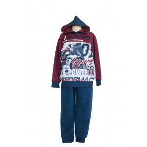 Φόρμα Μακω κουκούλα Παιδική (#118.332.006+6#)