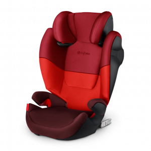 Cybex solution M fix (Rumba Red).00.194.000