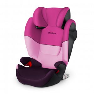Cybex solution M fix (Purple Rain).00.194.000