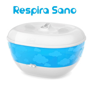 Chicco Respira Sano Υγραντήρας Ζεστού Ατμού Humi Hot (Κωδ.001.70.005)