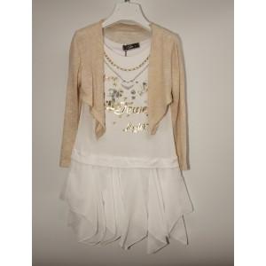 Φόρεμα Και Μπολερό Σετ 291.87.223