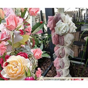 Λαμπάδα χειρός λουλούδι ΜΑΚ2021