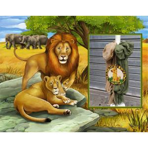 Λαμπάδα Lion King ΜΑΚ2524