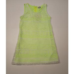 Φόρεμα Κηπούρ Παιδικό Λαχανί 291.87.115