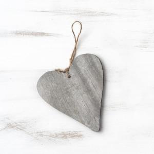 Μπομπονιέρα Kαρδιά (Παρίσης) (Κωδ.15A1456-0162)