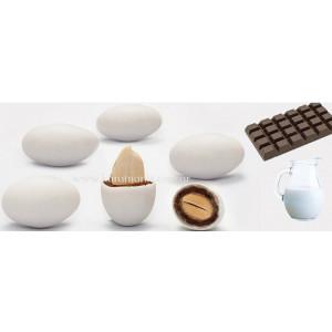Κουφέτα αμυγδλάλου με Γεύση Σοκολάτας γάλακτος (Καραμάνης 2001-1)