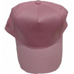 Καπέλο Jockey Μονόχρωμο Ροζ (Κωδ.161.125.080)