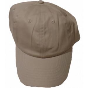 Καπέλο Jockey Μονόχρωμο Μπεζ (Κωδ.161.125.092)