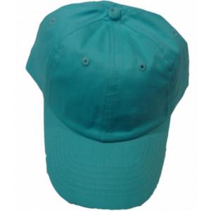 Καπέλο Jockey Μονόχρωμο Τυρκουάζ (Κωδ.161.125.092)