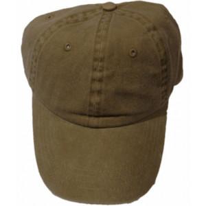 Καπέλο Jockey Πετροπλυμενο Μπεζ (Κωδ.161.125.326)