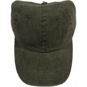 Καπέλο Jockey Πετροπλυμενο Χακί (Κωδ.161.125.326)