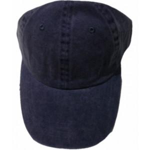 Καπέλο Jockey Πετροπλυμενο Μπλε (Κωδ.161.125.326)