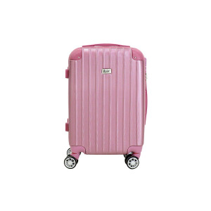 Βαλίτσα ταξιδιού Rain old pink  (κωδ.RB6030-1) Δωρεάν μεταφορικά.