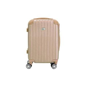 Βαλίτσα ταξιδιού Rain μπρονζέ (κωδ.RB6030-3) Δωρεάν μεταφορικά.