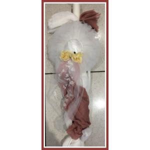 Λαμπάδα χειρός γάζα ομπρέλα Α10028