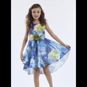 Φόρεμα Αμάνικο Φλοράλ 291.87.543