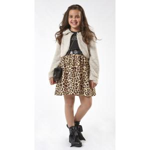 Μπολερό - Φόρεμα Animal (#291.086.094+1#)