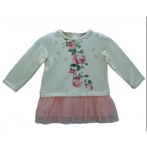Φόρεμα Βρεφικό  Εκρού  Εβίτα 187503 291.330.017