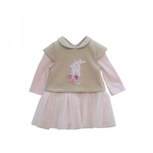 Φόρεμα Με Μπλούζα Βρεφικό 291.330.035