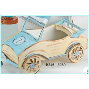Ξύλινο κουτί αυτοκίνητο (Κ316-1)