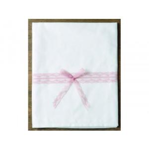 Λαδόπανα πετσέτες με δαντέλα 20405 orama