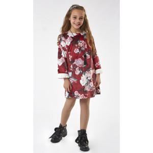 Παιδικό Φόρεμα Εμπριμέ Μακρυμάνικο 291.086.134