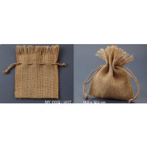 Πουγκί Λινάτσα 14.5Χ12.5-50τμχ(ΜΥ13312)