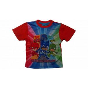 Μπλούζα Κ/Μ Μακώ Πυζαμοήρωες Κόκκινο (Κωδ.200.010.000)