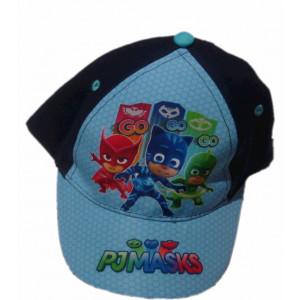 Καπέλο Jockey Πυζαμοήρωες Σιελ (Κωδ.200.212.003)