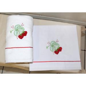 Λαδόπανο φράουλα (Κωδ.32200)
