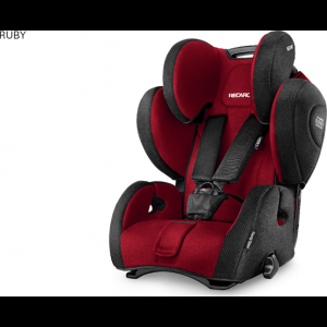 Recaro young sport hero Ruby Red (alcadara) (Κωδ.469.76.036)
