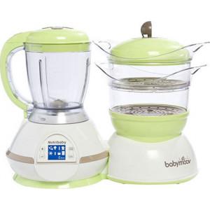 Πολυσυσκευή Μαγειρέματος babymoov Nutribaby (Κωδ.035.01.059)