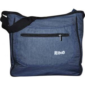 Kiddo Τσάντα Αλλαξιέρα Jeans (506.102.009)