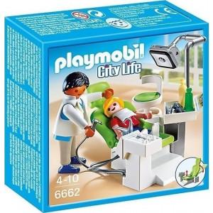 Playmobil Παιδοδοντίατρος με Παιδάκι 6662 narlis.gr