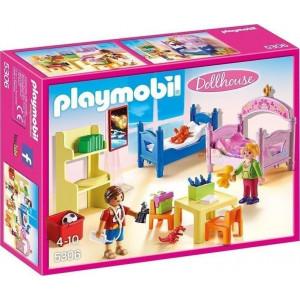 Playmobil Παιδικό Δωμάτιο 5306 #787.342.171, narlis.gr