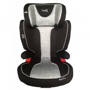 Κάθισμα Aυτοκινήτου Just Baby Maxi fix 15-36Kg, 2015 -Μαύρο
