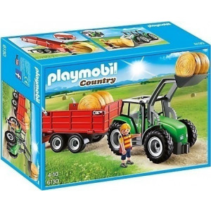 Playmobil 6130 Μεγάλο Τρακτέρ Κωδ. 787.342.195