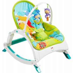 Fisher Price Rainforest Friends Newborn To Toddler (Κωδ.390.73.028)