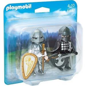 Playmobil Ιππότες Με Πανοπλία (6847) A