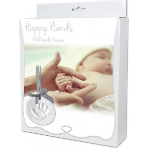 Dooky Happy Hands Αναμνηστικό Αποτύπωμα Baby Toddler Casting Kit Hand/Foot (Κωδ.507.01.083)