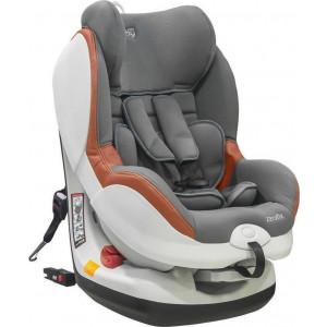 Just Baby Κάθισμα Zerofix (Grey) 0-18 κιλά (Κωδ.507.76.028)