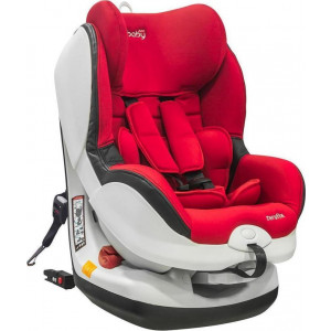 Just Baby Κάθισμα Zerofix (Red) 0-18 κιλά