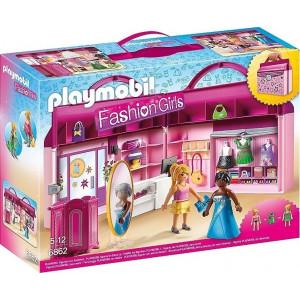 Playmobil Βαλιτσάκι Boutique Ρούχων 6862 Κωδ. 787.342.228