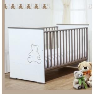 Κρεβάτι της Λίκνο Άργος με στρώμα grecostrom Deluxe antibacterial