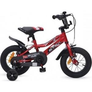 Byox Παιδικό ποδηλατάκι 12'' Prince Red 3800146201340  narlis.gr