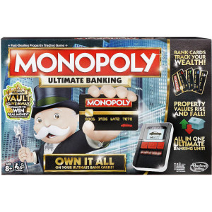 Hasbro Monopoly: Ultimate Banking Edition (B6677)