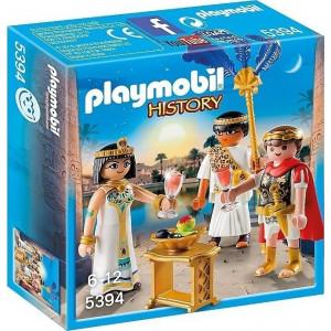 Playmobil Καίσαρας και Κλεοπάτρα 5394 narlis.gr