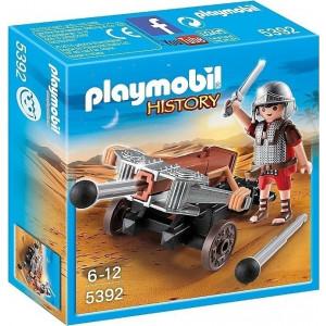 Playmobil Ρωμαίος Λεγεωνάριος Με Βαλλίστρα 5392
