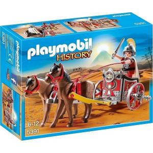 Playmobil Ρωμαϊκό Άρμα 5391 #787.342.178, narlis.gr