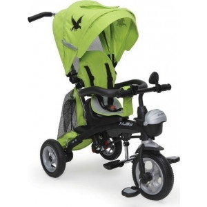 Ποδηλατάκι Byox Fenix Air 2 in 1 (Green) (#737.353.043#)